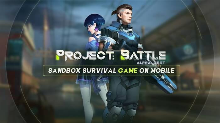 Project Battle APK download for Android/iOS (by NetEase)