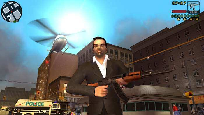 GTA liberty city apk+obb
