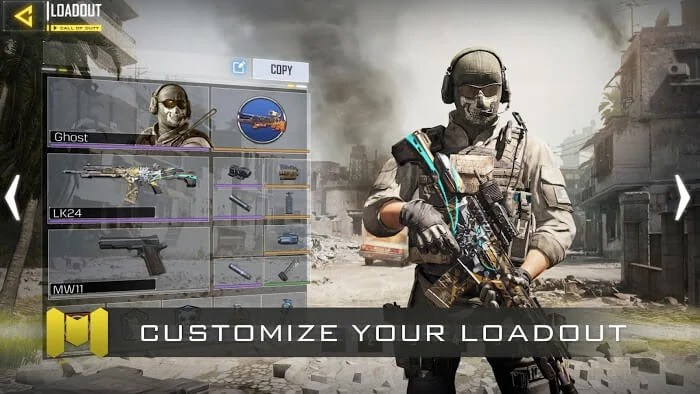 Call of Duty Mobile apk + obb