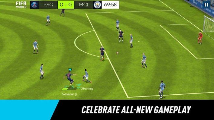 FIFA 20 mod fifa 14