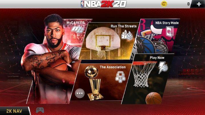 NBA 2K20 (MOD, Free Shopping)