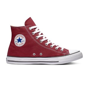 Converse All Stars Hoog Bordeaux Rood (Mt 35 t/m 46)-35