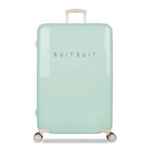 SuitSuit Fabulous Fifties - Reiskoffer - 76 cm - Luminous Mint