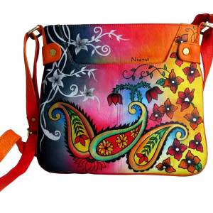 Niarvi Moon Dance Shoulder Bag