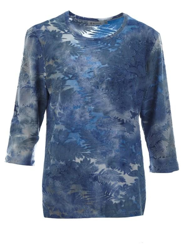Bicalla Bicalla Shirt Shirt Tie&Dye Wild 21124