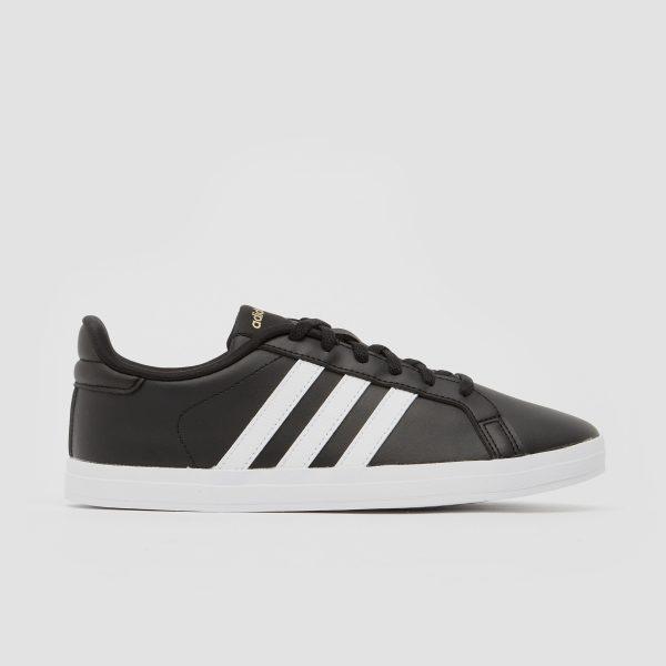 adidas Courtpoint x sneakers zwart/wit dames Dames