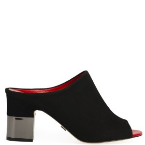 jantien instap schoen zwart