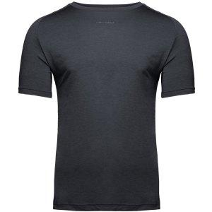 Bodybuilding T-Shirt Mannen Donkergrijs - Gorilla Wear Taos