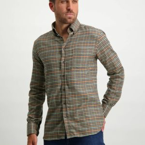 State of Art State of Art Shirt LS Y/D Checked