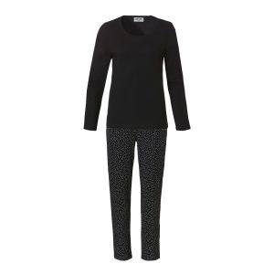 Ten Cate Pyjama Dames Dot Black