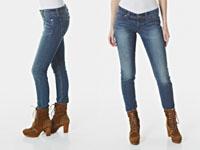 Levi's Demi Curve Slim Jeans