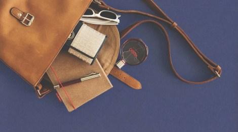 Tasche Cognacfarbe Handtasche