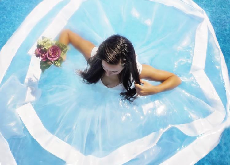 Das Hochzeitskleid – Keine Eintagsfliege mehr!