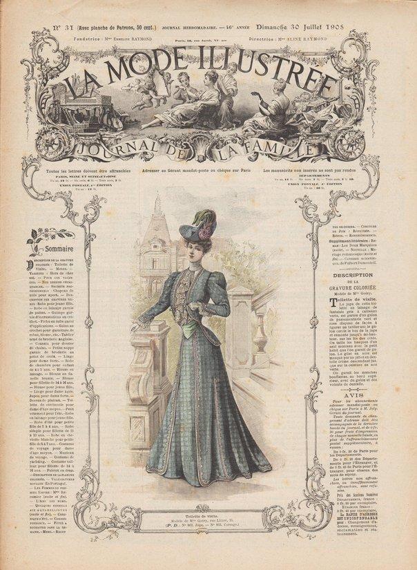 tablier et jupon 1905