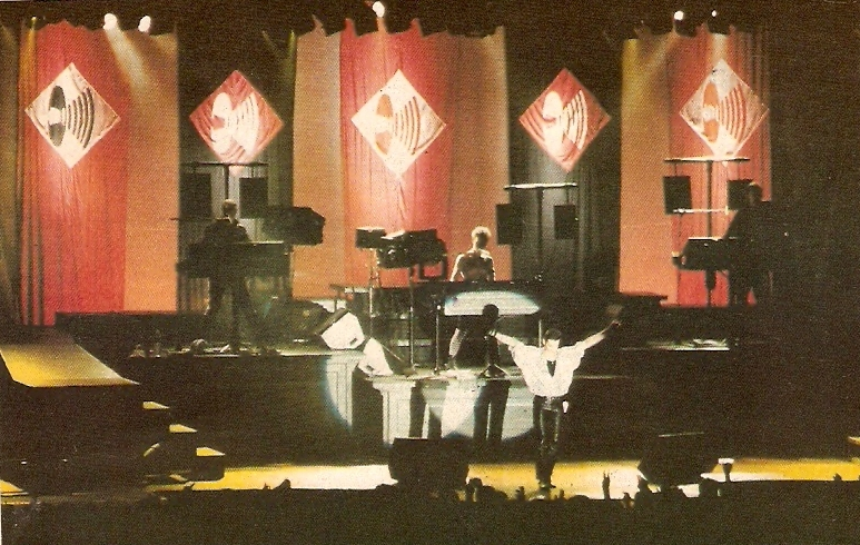 depeche MODE - Praha 1988.03.11