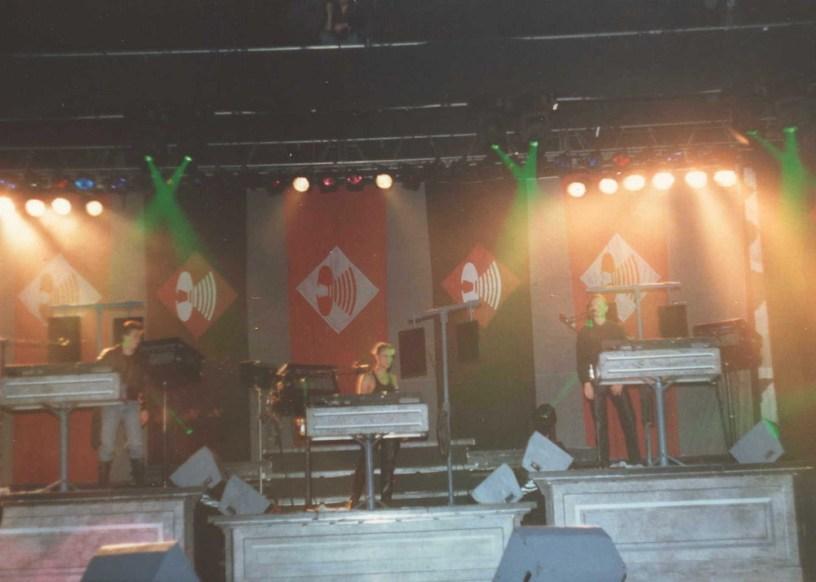 depeche MODE - Budapest 1988.03.10