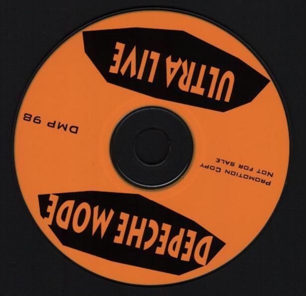 Ultra live - Bootleg