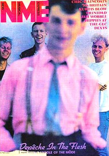 depeche MODE // NME 1981