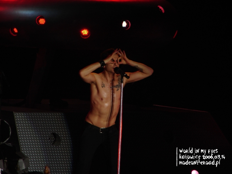 depeche MODE w Katowicach 2006.03.14 (015)
