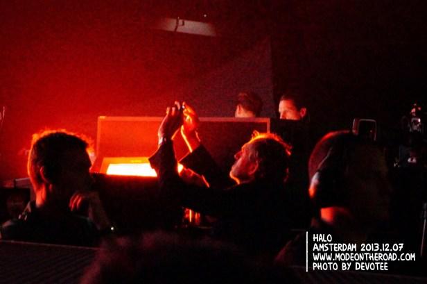 depeche MODE, Amsterdam 2013.12.02