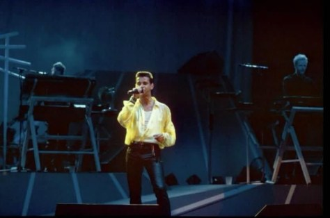 depeche MODE // Irvine Meadows 1986