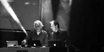 Alan Wilder, 2010.04.20 Łódź