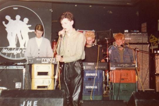 Composition Of Sound / depeche MODE 1980-1981 (c) Deb Danahay