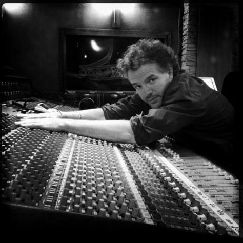 Steve Lyon w Studio