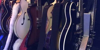 Guitars of Martin Gore