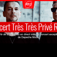 2017.03.21 – Paris, France – Studios Rive Gauche, RTL2