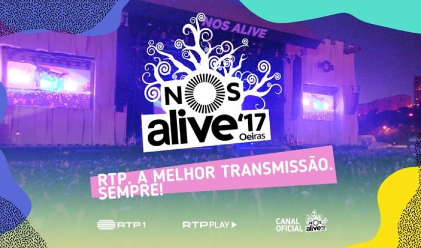 2017.07.08 - Lisbon, Portugal - NOS Alive Festival
