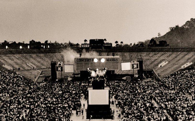 depeche MODE w Pasadenie 1988.06.18.