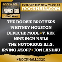 depeche MODE wejdą do Rock And Roll Hall Of Fame.