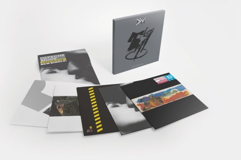 "Black Celebration 12"" Singles Box Set"