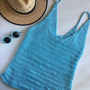 Crochet Shirts and Tops