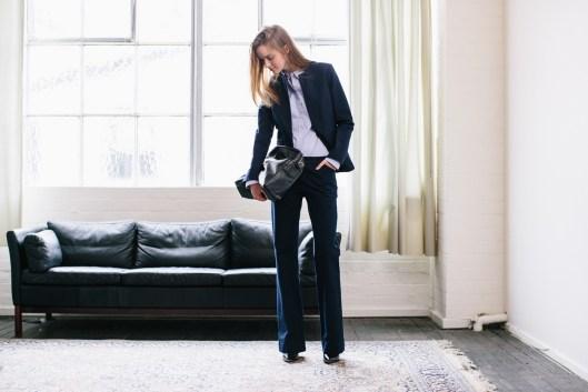 sollicitatiegesprek - kleding bij een job interview
