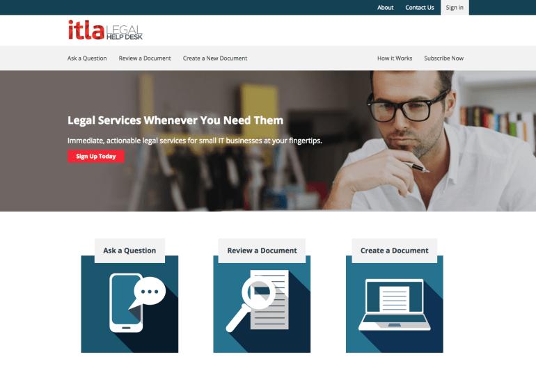 SaaS WooCommerce development site for ITLA