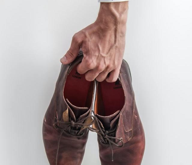 Drie tips om jouw schoenen netjes te houden