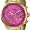 GUESS - Multi-Function Watch with Pink Dial