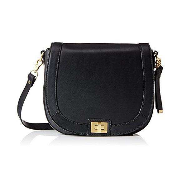 13b266e0a2573b Brahmin – Sonny Crossbody Handbag, Black | Mode For Less