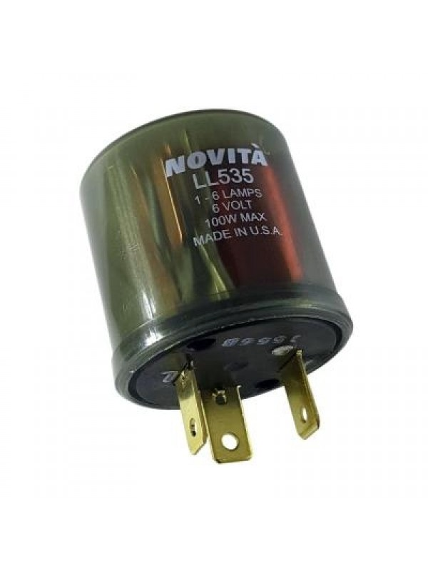 Flasher Electronic 6 Volt