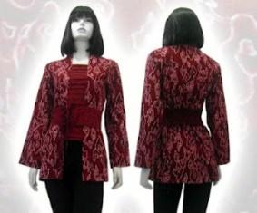 motif kain batik keraton