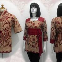Model baju batik pria wanita sarimbit
