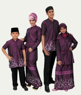 Model Baju Muslim Untuk Lebaran Terbaru