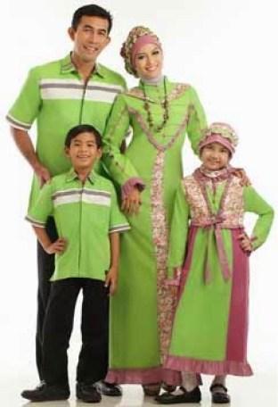 model baju Seragam batik kombinasi Sifon Modern terbaru