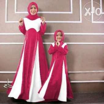 Baju Couple Ibu Serta Anak Perempuan