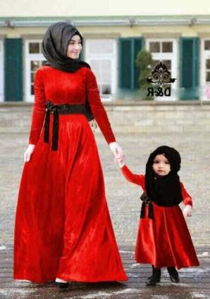 55 Model Baju Couple Pasangan Ibu Dan Anak Perempuan Terbaru 2020