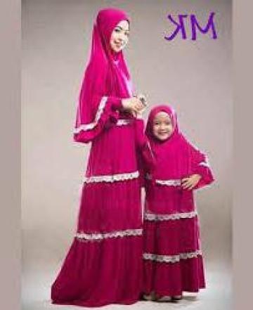 Model Baju Couple Ibu dan Anak Modern Terbaru