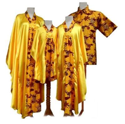 model baju seragam mama papa dan anak terbaru