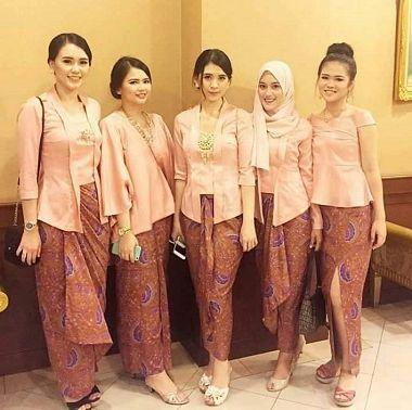 Trend Baju Keluarga Pengantin Melayu Modern